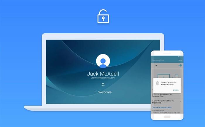 3 7 - تطبيق Samsung Flow لفتح أجهزة الويندوز عن طريق الهاتف الذكي