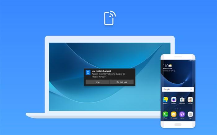 4 7 - تطبيق Samsung Flow لفتح أجهزة الويندوز عن طريق الهاتف الذكي