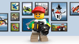 CreateAndShare Tout Gallery - تُرى هل تنجح شبكة التواصل الاجتماعي LEGO Life المخصصة للأطفال؟