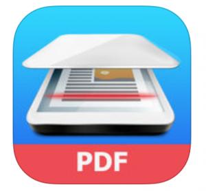 Screen Shot 1438 05 20 at 7.52.17 AM 300x278 - مجاني لفتره : تطبيق Top Scanner للايفون ويحول الملف PDF