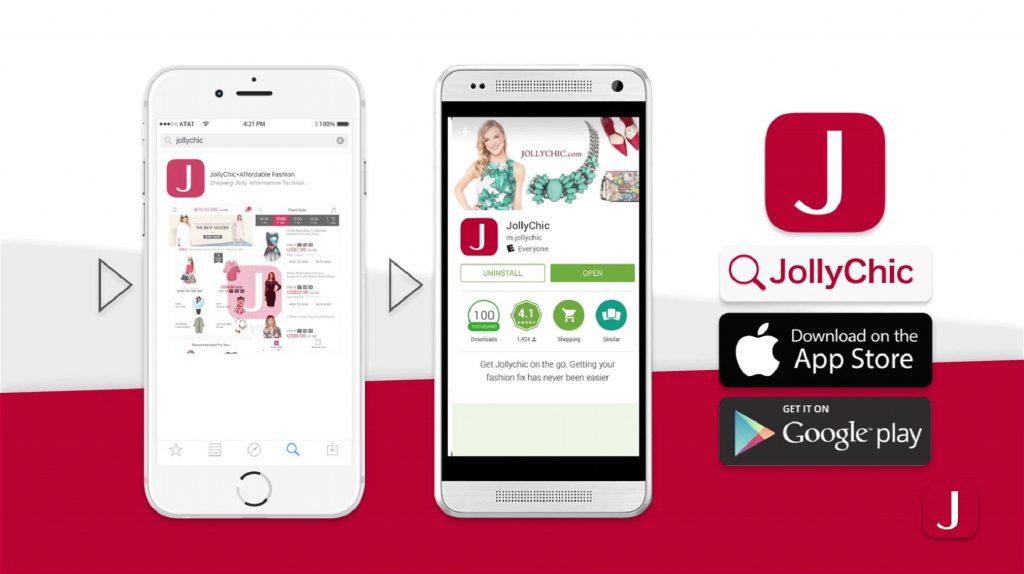 1 4 1024x574 - تطبيق جولي شيك بوابتك الذكية للأزياء والموضة الحديثة