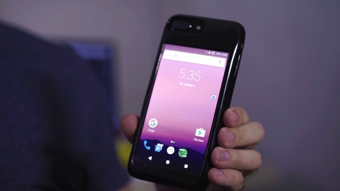 iphone eye case android 2 - Eye - كفر ذكي للايفون يعمل بنظام أندرويد