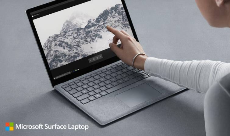 Screen Shot 1438 08 09 at 12.09.41 AM - Surface Laptop الجديد من مايكروسوفت - لابتوب أنيق بمواصفات مميزة