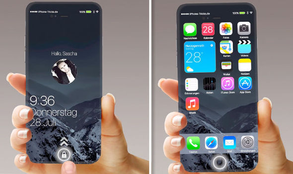 Apple Home Button iPhone 7 No Home Button iPhone 7 iOS 10 Apple iPhone 7 Concept Video Apple iPhone 7 Concept Video Renders Appl 636774 - إستبدل جهازك الايفون بجهاز جديد واسترجع مبلغ يصل ٩٠٠ ريال سعودي