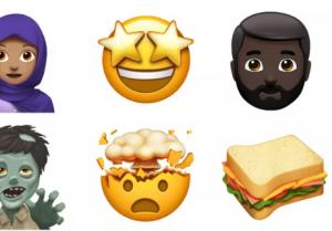 emoji1 300x209 - شركة أبل تعلن عن صور إيموجي جديدة بنسخة ios 11