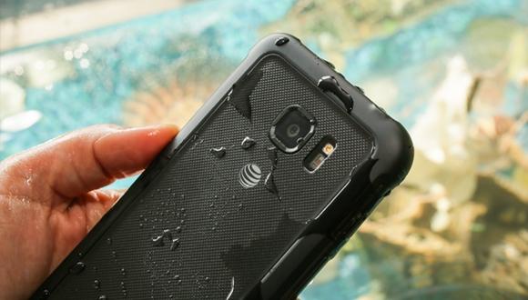 w - الإعلان عن هاتف جالكسي S8 أكتيف في الصين