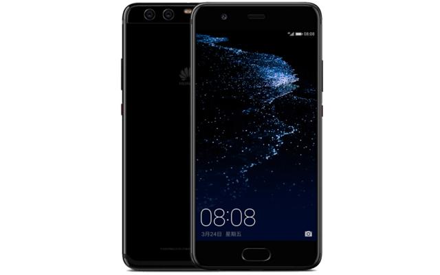 60062421 - شركة هواوي تطلق هواتفها P10 وP10 بلسمجدداً بلون أسود لامع مميز  جديد