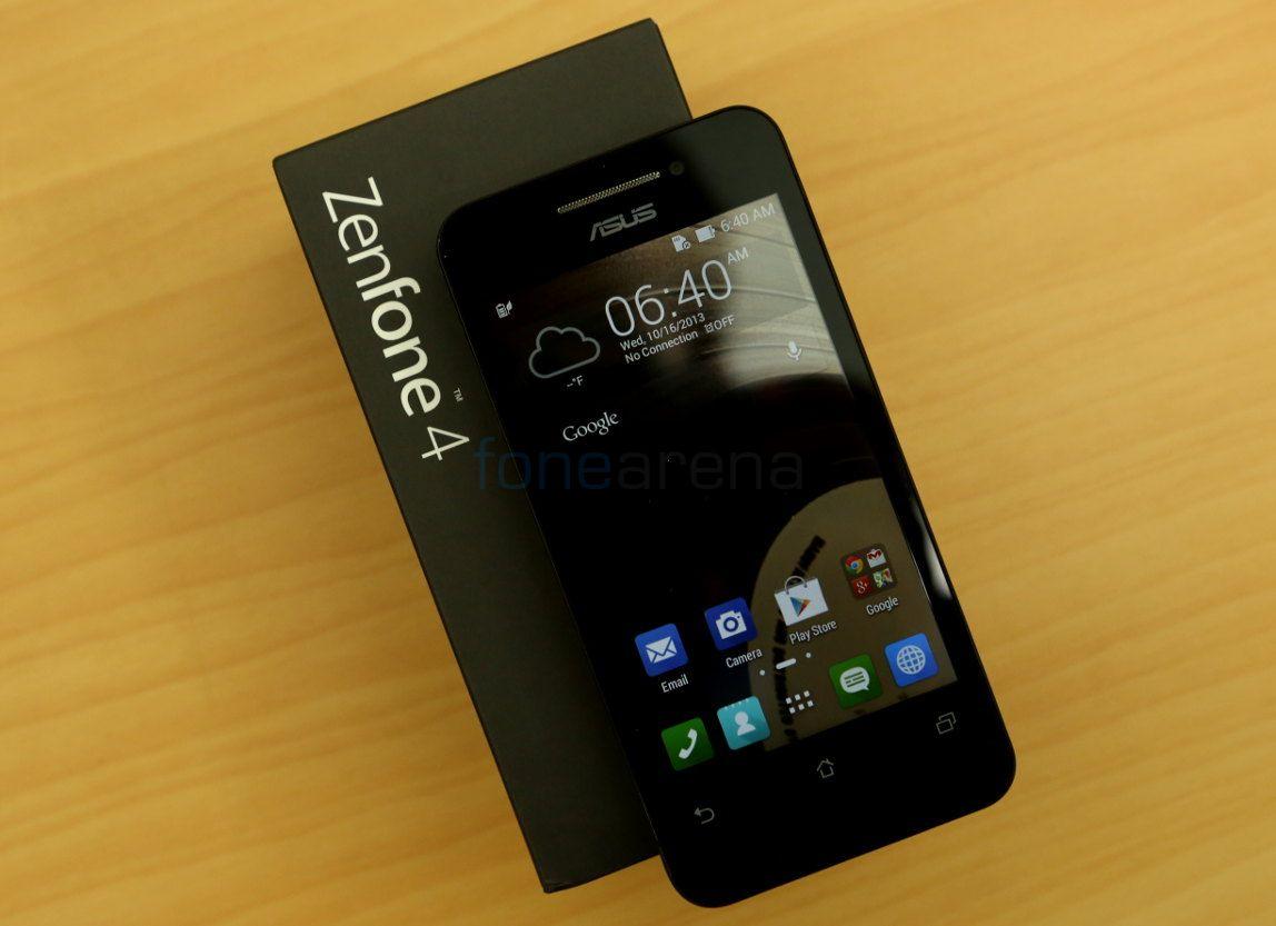 Asus Zenfone 4 4 - تسريب أربعة هواتف جديدة لشركة اسوس عن طريق الخطأ عبر موقعها الإلكترونى