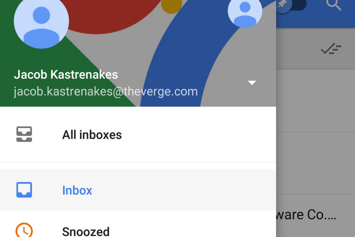 Screenshot 20170821 184213.0 2 - تطبيق جوجل  Inbox يضيف ميزة all inboxes لمتابعة كل حسابات البريد الإلكتروني فى تطبيق واحد