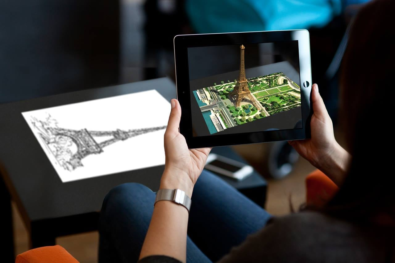 6d0c5874d أفضل 10 تطبيقات وألعاب الواقع المعزز للآيفون والآيباد المجانية والمدفوعة
