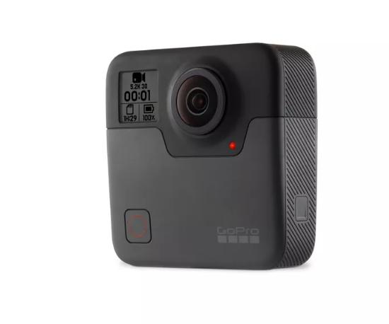 3600 - شركةGoProتعلن موعد إطلاق كاميراFusion 360للتصوير المحيطي.