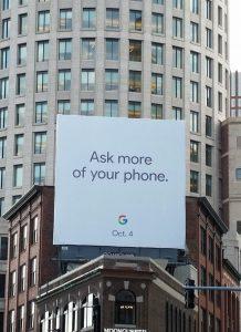 Google Oct. 4th Phone Event 218x300 - بالفيديو: إطلاق هاتف Pixel 2 يوم 4 أكتوبر المقبل