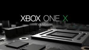 XBOX ONE X Monster 300x169 - مايكروسوفت فتحت باب الطلب المسبق لجهاز Xbox One X الجديد