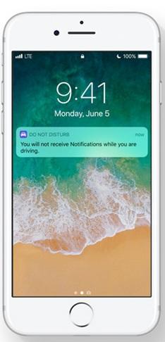 iOS11 Do Not Disturb - تعرف على موعد صدور ومميزات نظامiOS 11 والأجهزة التي سيصلها التحديث