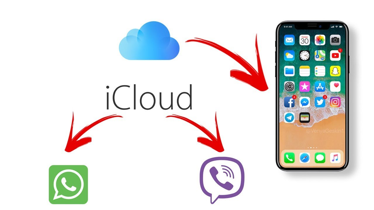 maxresdefault 1 - بالصور: شرح عمل نسخة إحتياطية عبر ايكلاود iCloud Backup
