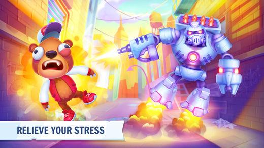 Despicable Bear - لعبة Despicable Bear لمستخدمي أجهزة iOS، رائعة ومسلية ويجب عليك تجربتها
