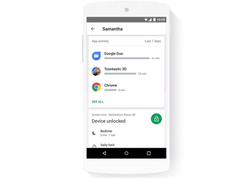 Family Link 1 - تطبيق Family Link المقدم من جوجل لجعل الأجهزة اللوحية والهواتف مناسبة للأطفال