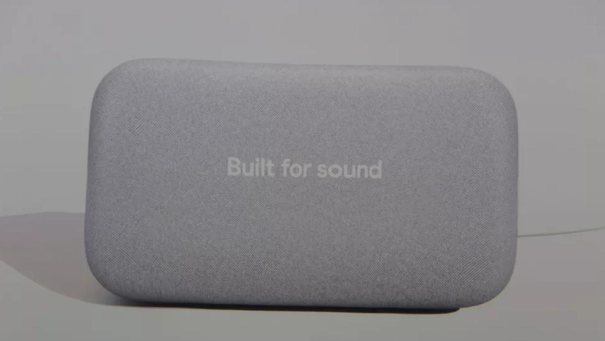 Google Home Max - مكبر صوت Google Home Max الجديد من جوجل يعمل بمساعد جوجل الصوتي