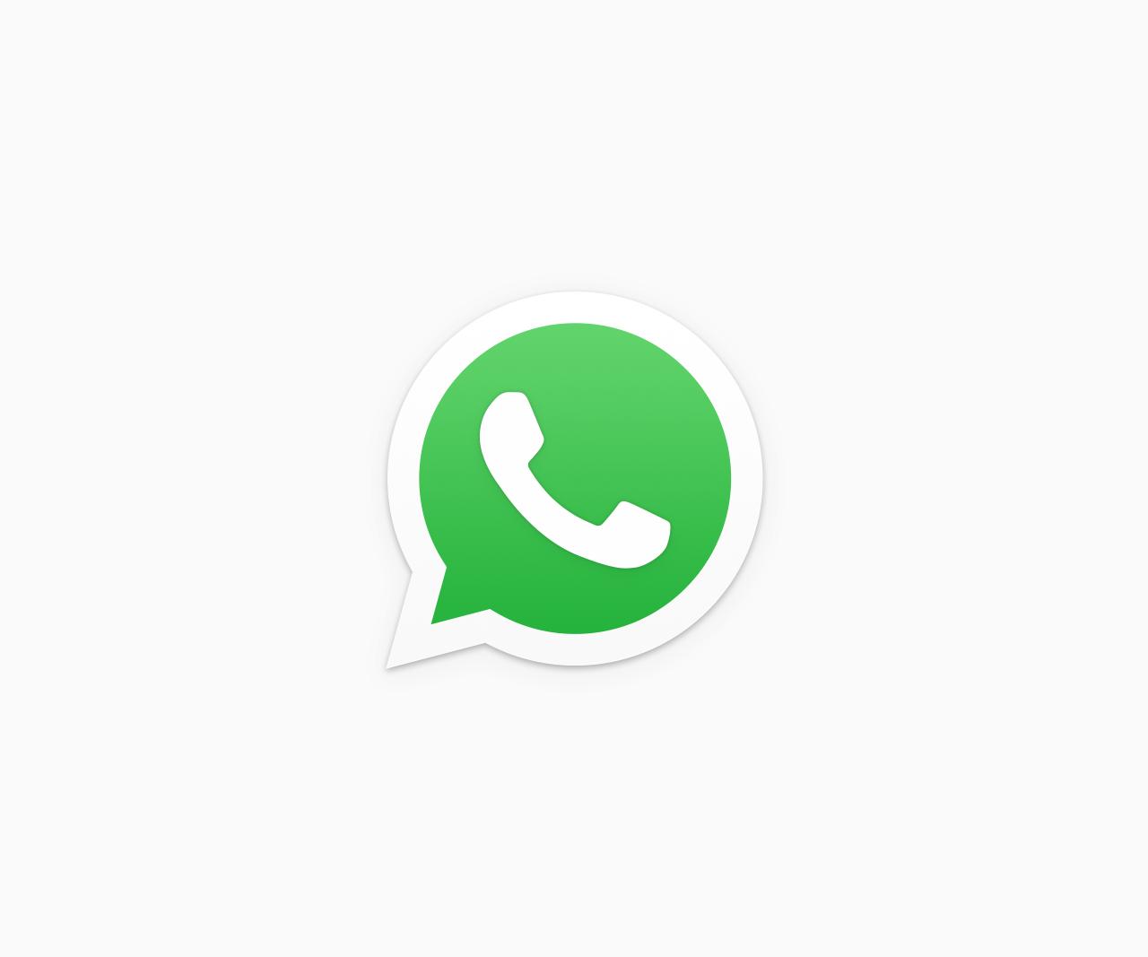 WhatsApp Logo 1 - هذه التطبيقات تقدم خدمات مميزة في تطبيق واتساب