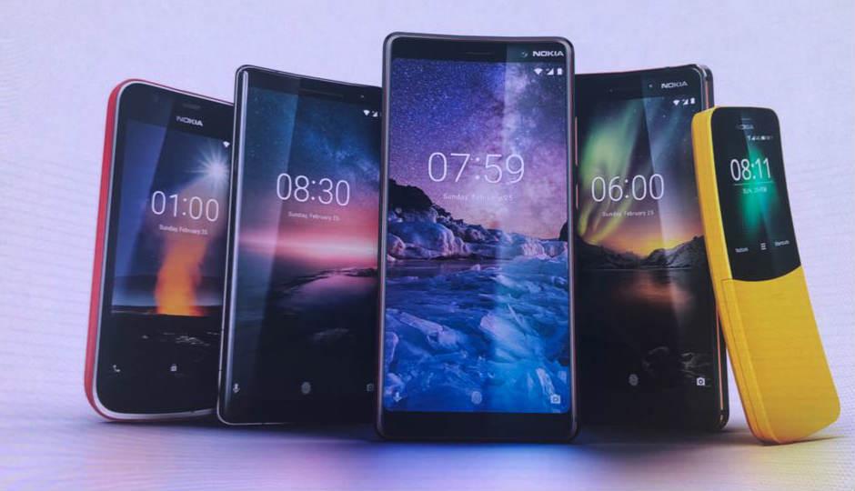 078dc29b73f838a3b71ae083dcbce0cd3a3bfee0 - تم الكشف رسمياً عن جوالات Nokia 6,1,8110 في مؤتمر الجوال العالمي MWC2018