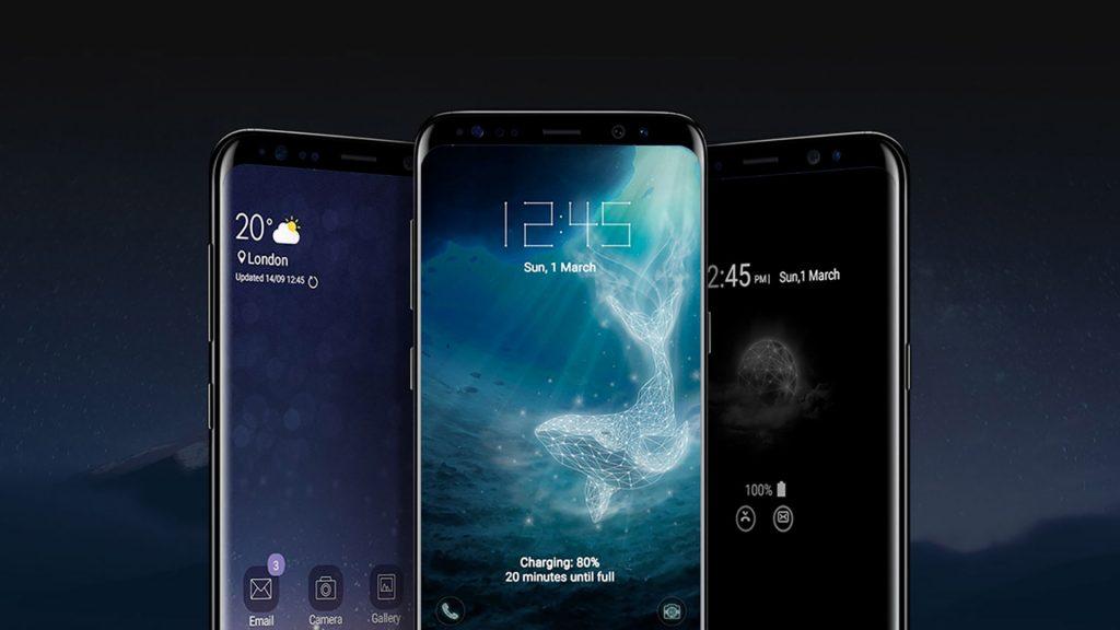1 - تعرف على مميزات جالكسي S9 التي لا تتواجد في هواتف آيفون