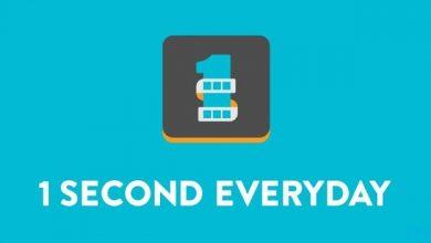 2 13 390x220 - تطبيق 1 Second Everyday لتسجيل اليوميات بالفيديو وإنشاء فيديو 365 ثانية للعام (ثانية لكل يوم)