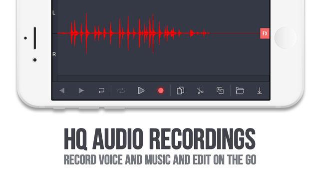 24 - أفضل تطبيقات تحرير المقاطع الصوتية لمستخدمي آيفون وآيباد