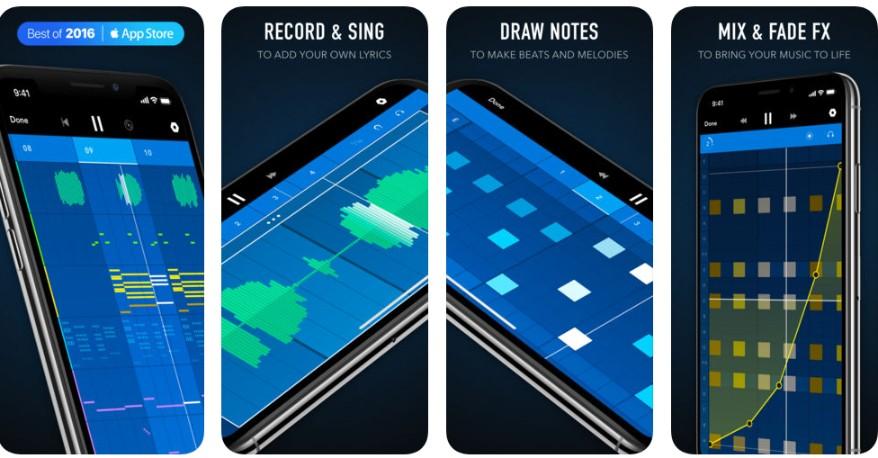 25 - أفضل تطبيقات تحرير المقاطع الصوتية لمستخدمي آيفون وآيباد