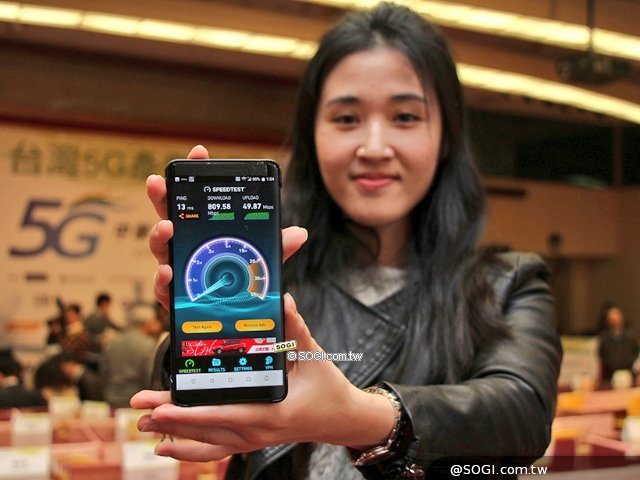 3 1 - بالفيديو: ظهور جوال HTC U12 يعمل بشبكة 5G وسرعة نت خيالية والكشف عن بعض مواصفاته