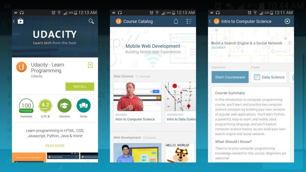 33 - أفضل 5 تطبيقات تعليمية لمستخدمي آيفون وآيباد وأندرويد