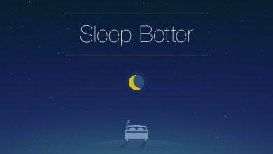 تطبيق Sleep Better