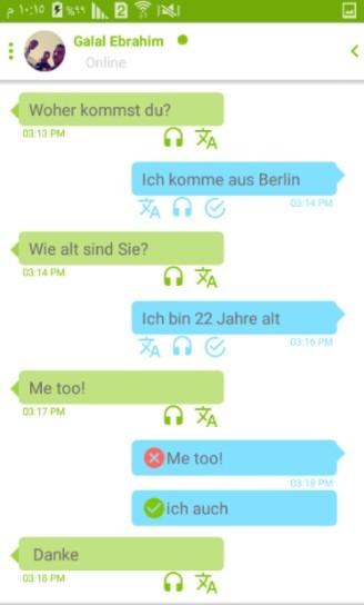 42 - تطبيق Lingo لتعلّم عدد كبير من اللغات عن طريق اللغة العربية