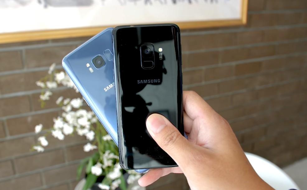 5 8 - مقارنة بين جالكسي S8 وجالكسي S9 من حيث المواصفات والسعر | تعرف على الجديد في جالكسي S9