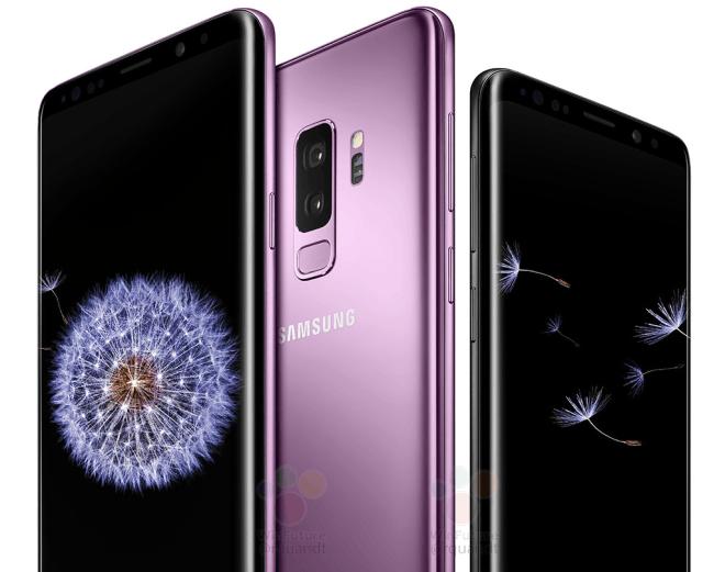Galaxy S9 and S9 press images 5 - رسميا الإعلان عن جوالي جالكسي S9 وS9 بلس - تعرف على المواصفات والسعر وموعد الطرح