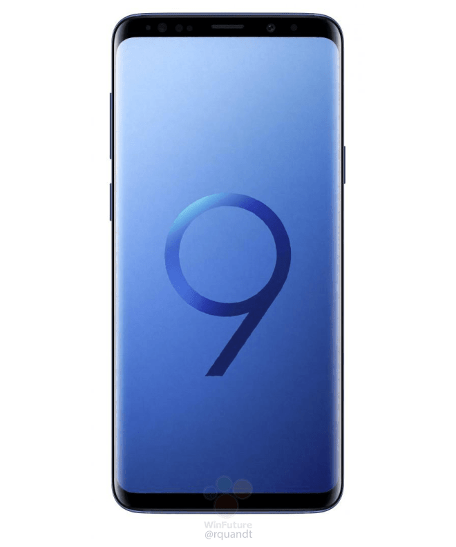 Galaxy S9 and S9 press images - تسريبات عن صور ومواصفات جوال جالكسي S9