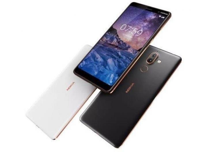 Nokia 7 Plus 1 - الإعلان عن جوال نوكيا 7 بلس متوسط المواصفات بشاشة 6 إنش وبسعر مميز