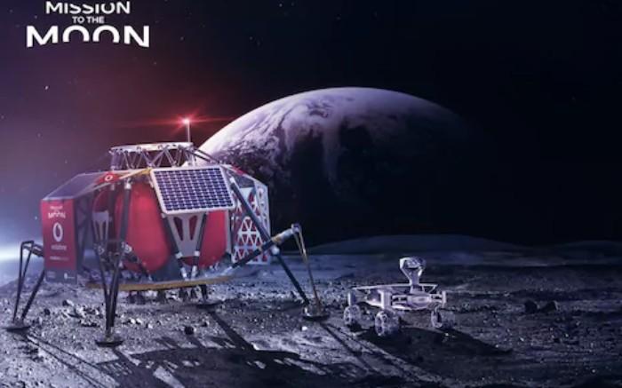 1 - نوكيا وفودافون يتشاركان في إطلاق أول شبكة محمول على القمر