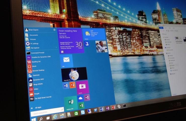 3 6 - تحديث ويندوز 10 القادم سيكون اسمه  Windows 10 Spring Creator