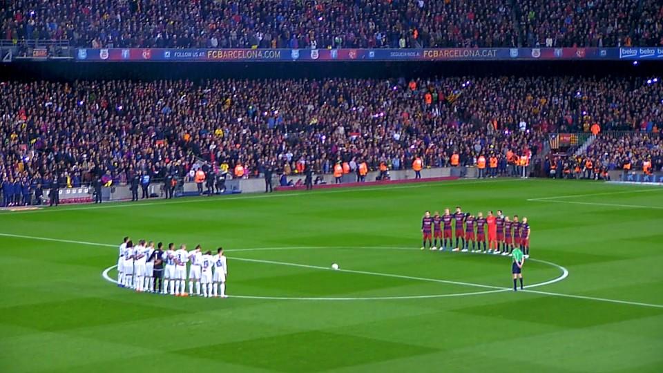 3 - رابطة الليجا الأسبانية تتكلم عن التقنيات المستخدمة والمستقبلية في مباريات ريال مدريد وبرشلونة