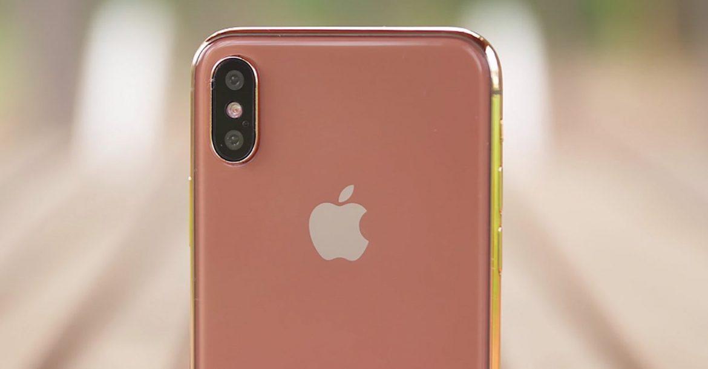 8 1 - آيفون X سيحصل على لون جديد وربما جوالات آيفون 8 و8 بلس كذلك
