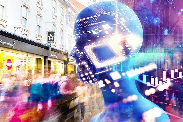 Artificial Intelligence in Retail feature image 640x426 - شركة ألمانية تستخدم ذكاء اصطناعي بالكامل في إدارة متجراً بنفسه
