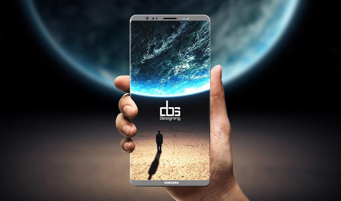 GalaxyNote9 - سامسونج ستتخذ قراراً نهائياً خلال أيام إذا كان جالكسي نوت 9 سيدعم تقنية البصمة