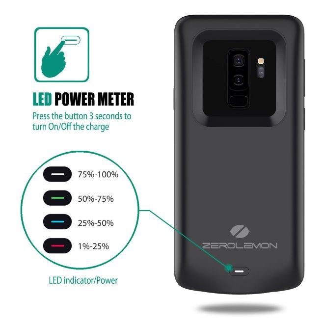 Galaxy S9 Plus 5200mAh Battery Case 3 1600x - حافظة تضاعف من عمر بطارية جالكسي S9 وS9 بلس