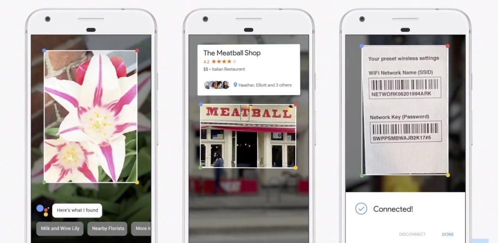 Google Lens - أعلنت جوجل عن إطلاقها لميزة Google Lens لجميع مستخدميها من آيفون آيباد