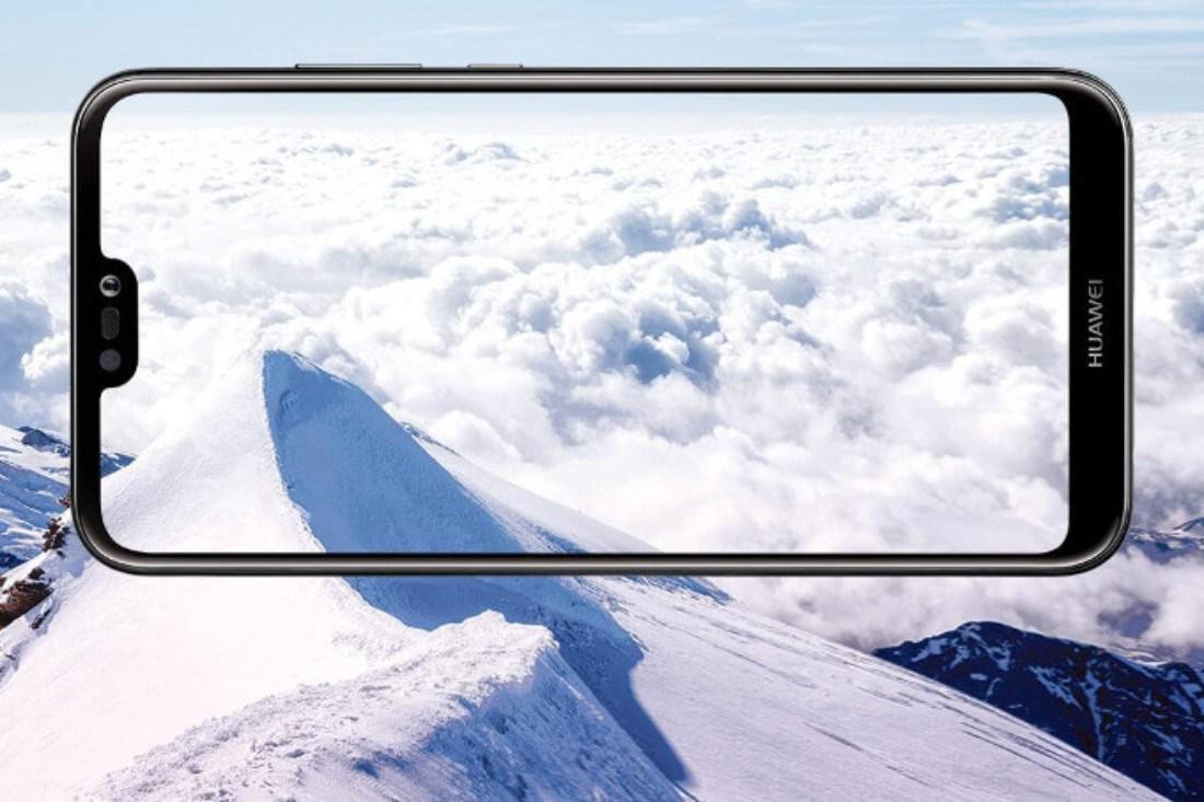 Huawei P20 Lite 1 - رسمياً: هواوي تعلن عن جوالP20 لايت