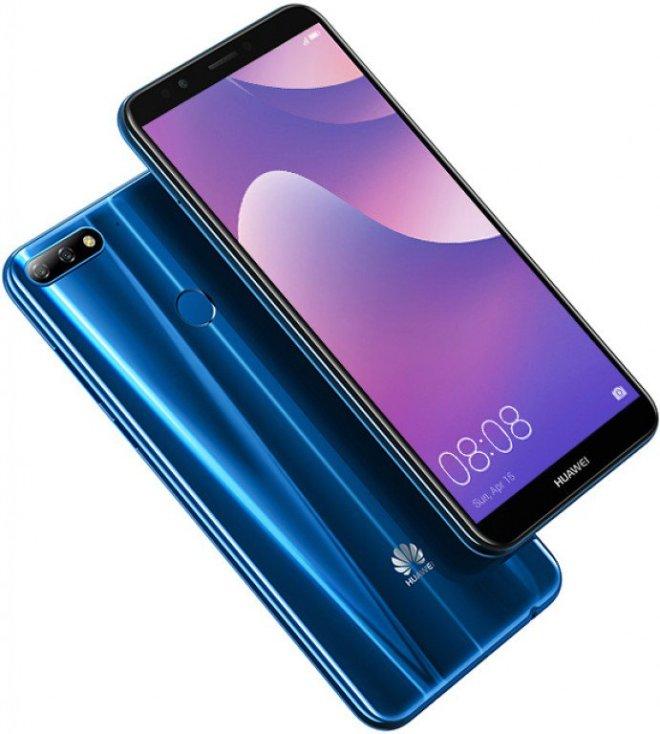 Huawei Y7 Prime 2018 2 - هواوي Y7 برايم 2018 يكشف عنه رسمياً