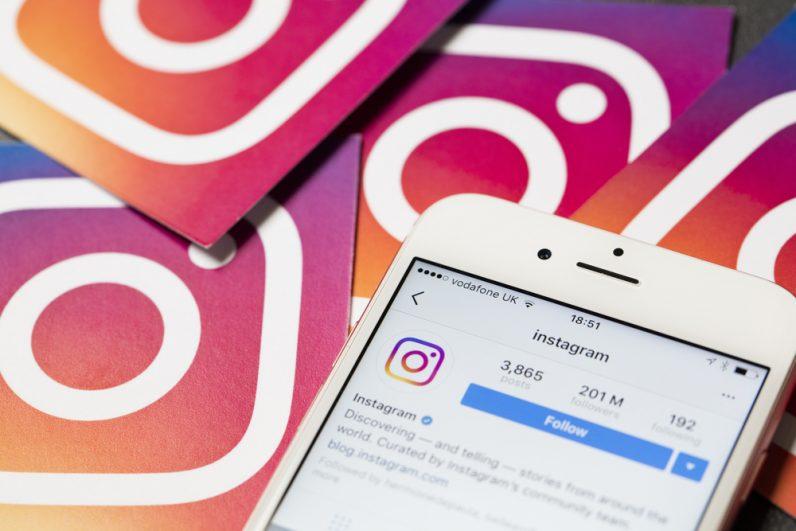 Instagram - إنستقرام يسمح بإضافة رمز @ و # ضمن وصف الملف الشخصي