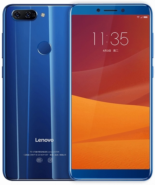 K5 - لينوفو تكشف رسميا عن جوالي K5 و K5 Play بسعر منخفض وبكاميرا خلفية مزدوجة