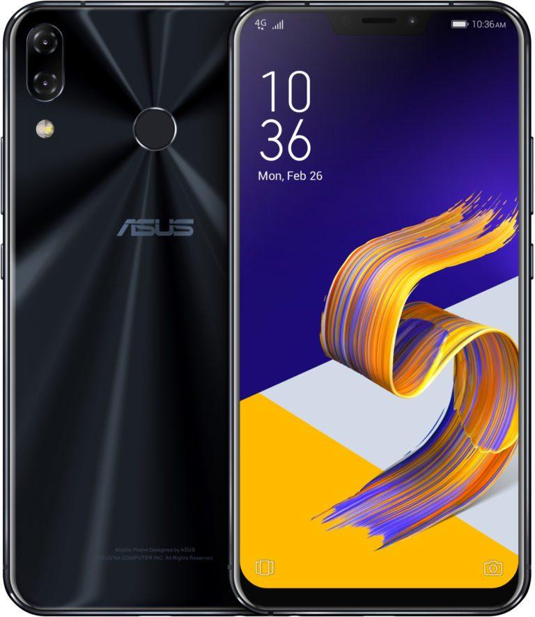 ZF5 front stoneblue 4126x4760x 768x886 - أسوس كشفت رسمياً عن جوالي ZenFone 5 وZenFone 5Z