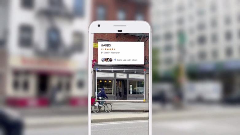 google lens 1 - أعلنت جوجل عن إطلاقها لميزة Google Lens لجميع مستخدميها من آيفون آيباد